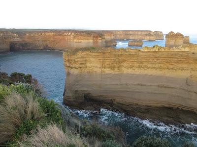 The razorback. Great Ocean Road