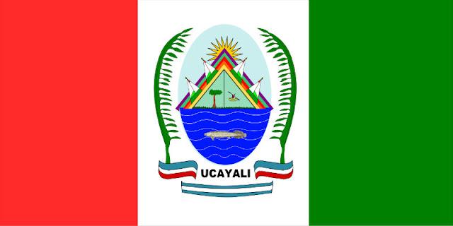 Bandera de Ucayali