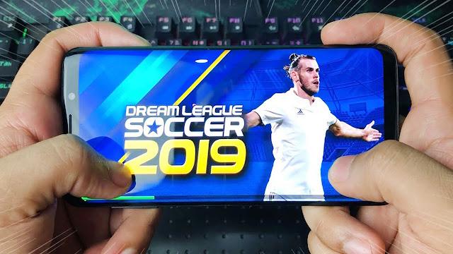 تحميل لعبة دريم ليج سوكر Dream League Soccer 2019 الاصلية للاندرويد من ميديافاير