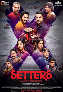 Setters First Look Poster 2
