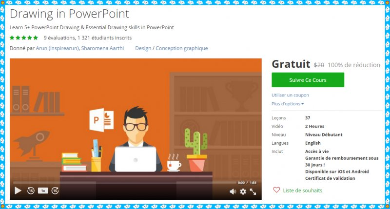 Udemy coupon 100