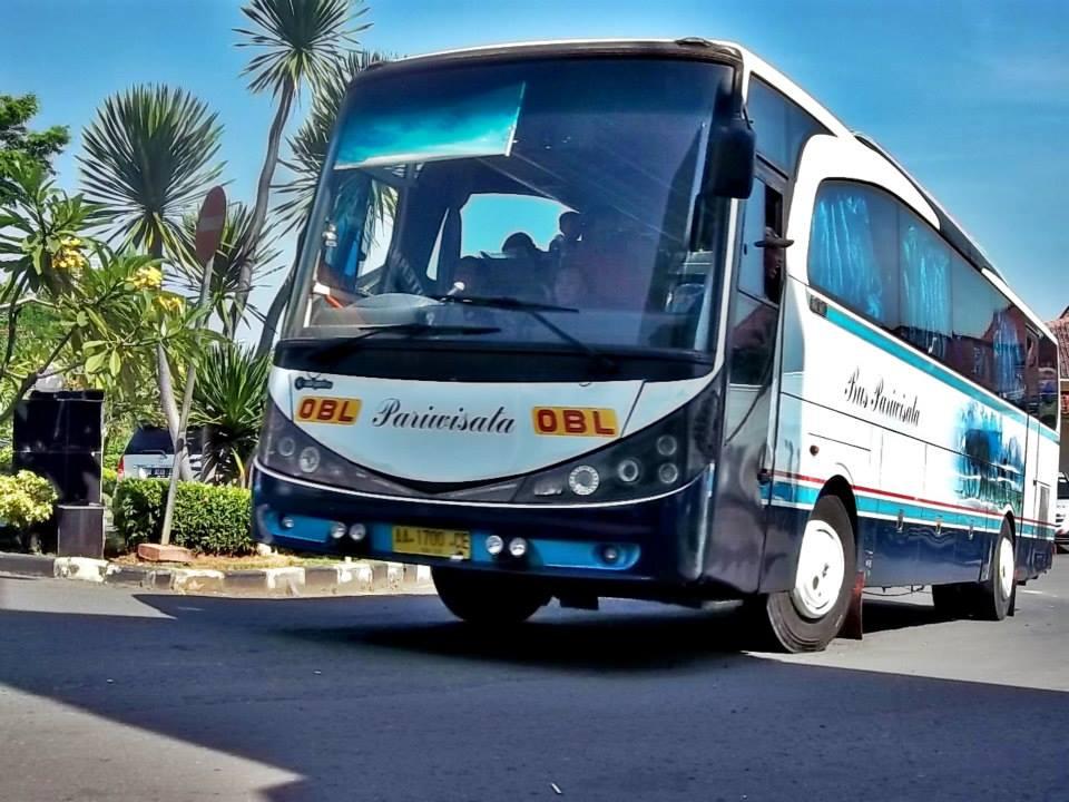 Harga Tiket Bus Safari Dharma Raya Bulan Maret 2019