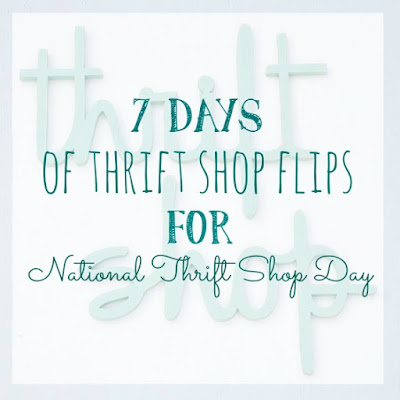 National Thrift Shop Day project