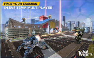 Download War Robots Games