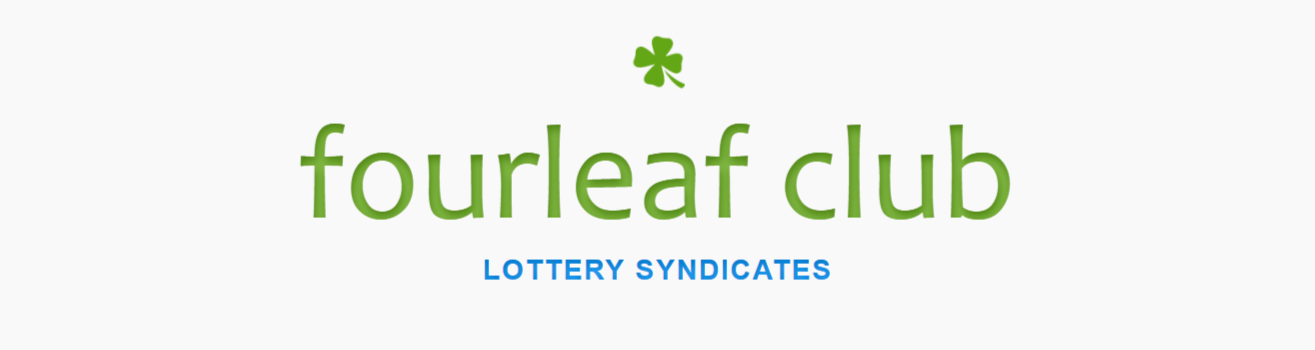 join a lucky lottery syndicate playing euromillions and lotto  - fourleaf club