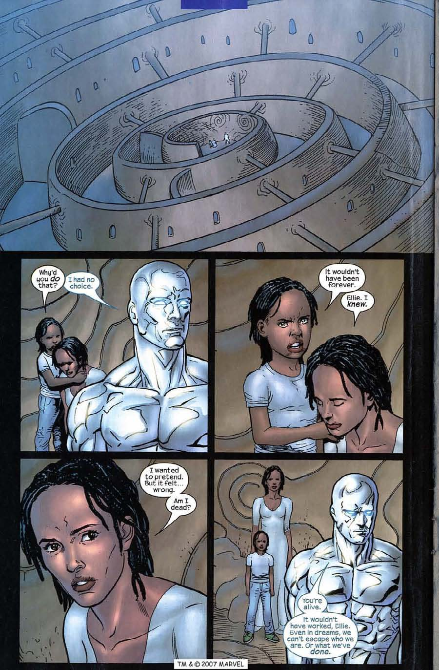 Read online Silver Surfer (2003) comic -  Issue #12 - 30