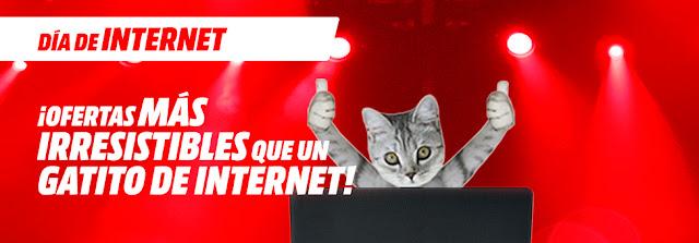 Top 10 ofertas promoción Día de Internet de Media Markt