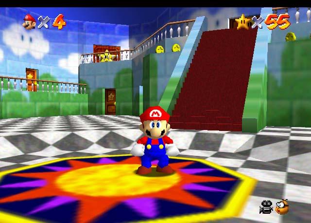Super Mario 64 Portable Español N64 (Nintendo 64)