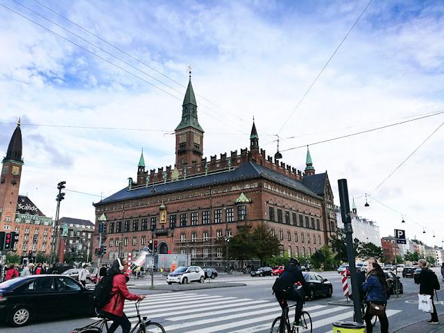 mestna hiša Kopenhagen