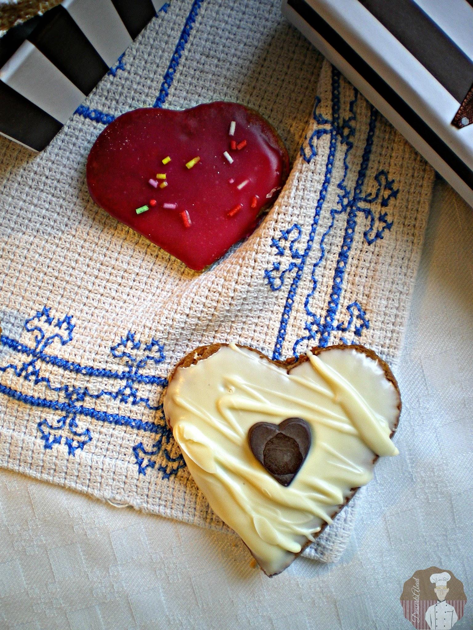 Pastas surtidas con  harina de avena y nocilla
