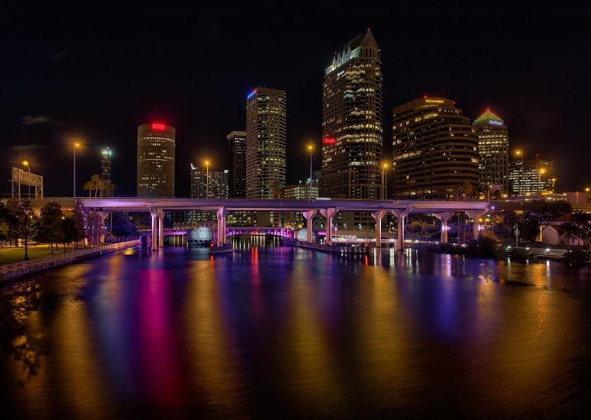 O que fazer a noite em Tampa