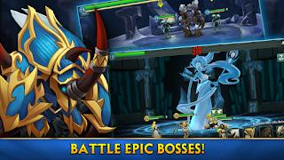 Alliance: Heroes of the Spire RPG v53636 Mod Apk