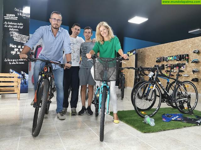 La Ruta ciclista que se celebra el día 22 en Santa Cruz de La Palma sorteará una bicicleta ConnorBurley