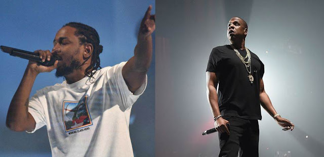 "Jay-Z Is A ""Master Teacher"" Kendrick Lamar Said To The Publication"