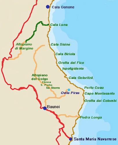 Cartina Sardegna Orientale.Fermarsi Presso Dispendiosamente Sopra La Testa E Le Spalle Cartina Sardegna Orosei Amazon Agingtheafricanlion Org