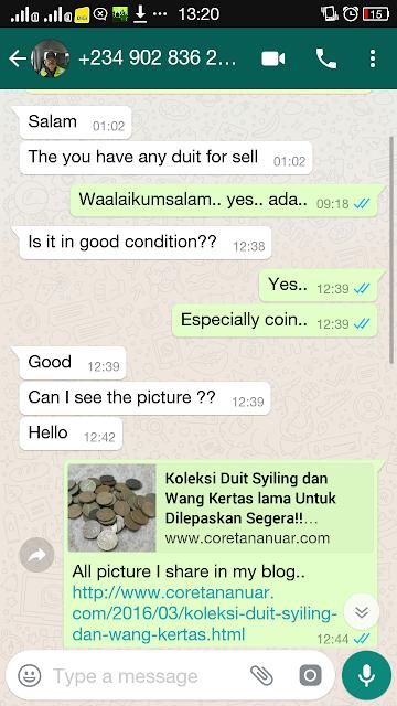 Pengalaman Saya Berhadapan dengan Scammer melalui Whatsapp dan Whatsapp Call