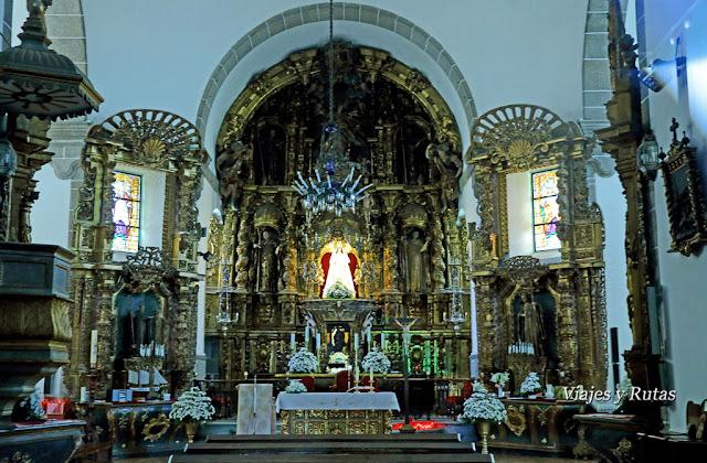 Santuario de la Virgen de los Remedios, Mondoñedo