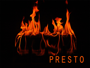 Presto Virtual Fire Roku Channel