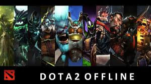 Download Dota 2 Offline Full Version Terbaru
