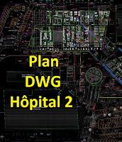 ospital plan dwg file , hospital plan dwg free , plan hôpital dwg , plan d'un hopital dwg , Exemple de plan autocad hopital gratuit