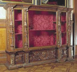 Historia del habitat muebles y artesanos en el renacimiento for Muebles de epoca