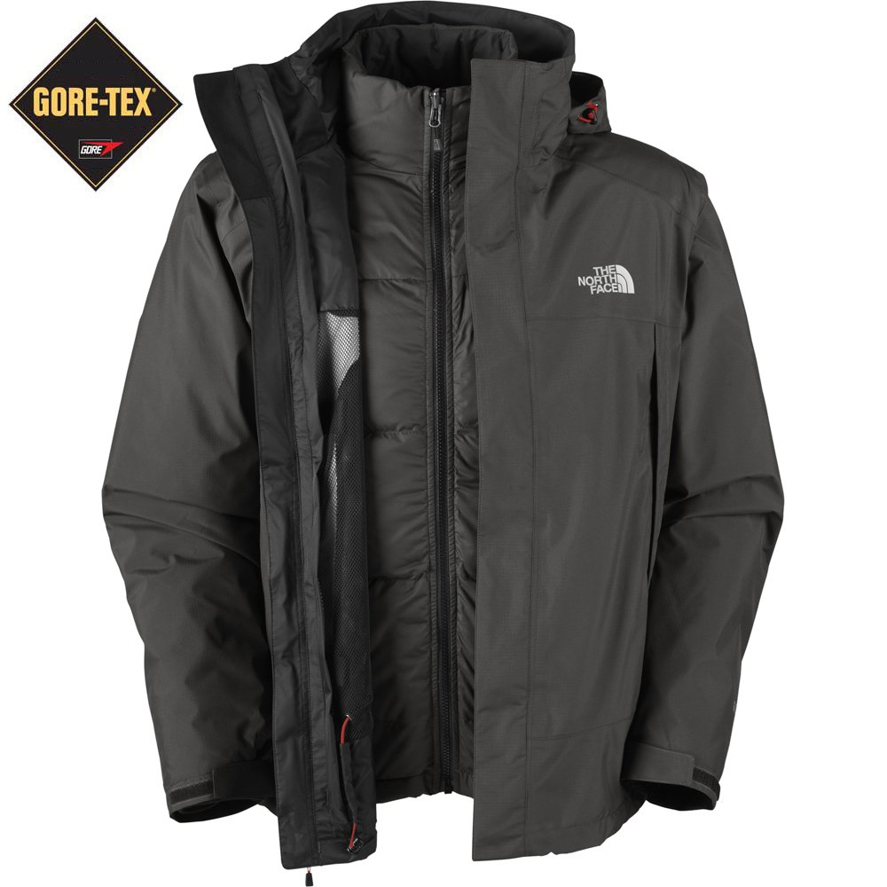 SUSASUIT: THE NORTH FACE MEN'S MOUNTAIN LIGHT TRICLIMATE ...