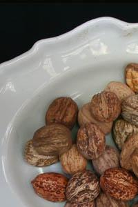 Christine Viennet : Plat de noix