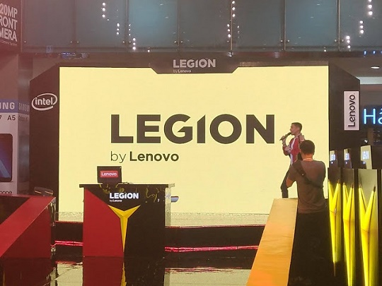 Lenovo Legion Gaming Computers Now in the Philippines
