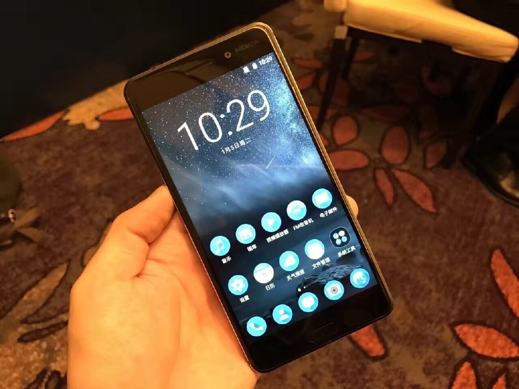 NOKIA 6 launched : Nokia's first Android Smartphone, Price
