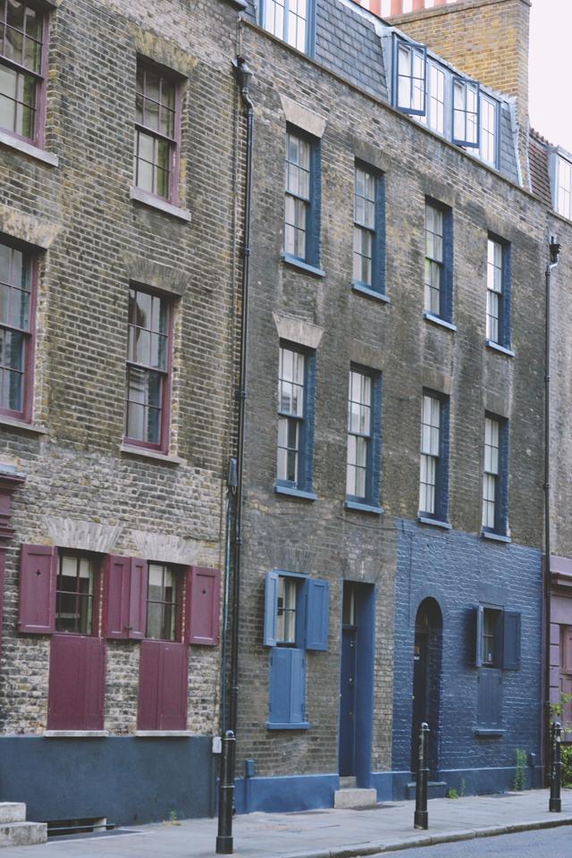 Fournier Street Spitalfields