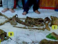 <b>Ditemukan Kerangka Manusia yang Diduga Hilang Sejak Tahun 2012 Silam</b>