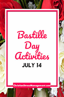 Bastille Day Activities July 14