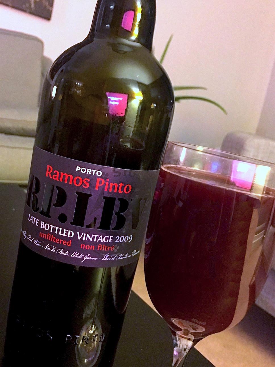Ramos Pinto Port