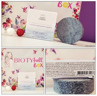 "BIOTYfull Box ""L'Indispensable"" savon stories"