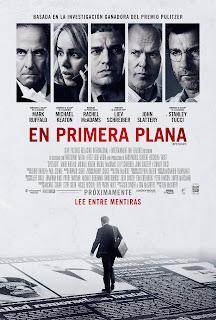 En Primera Plana Poster