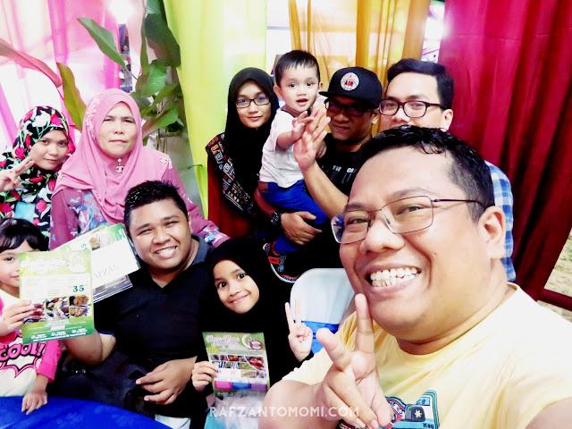Buffet Ramadhan 2017 - Warna Warni Ramadhan Di Kafe MJIIT UTM, Kuala Lumpur