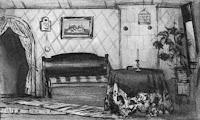 Illustracija-Groza-Ostrovskij-Gerasimov-S-V-Glasha-dom-Kabanihi
