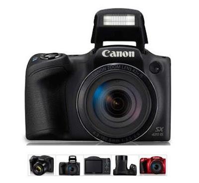 Harga Canon PowerShot SX420 IS di Indonesia