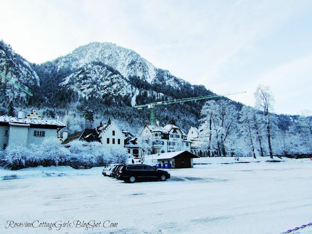 Snowy Villiage