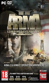 A2CO boxart 423x60 1 - ArmA 2 Combined Operations 1.60 (repack full) (LAN) 3xDVD5