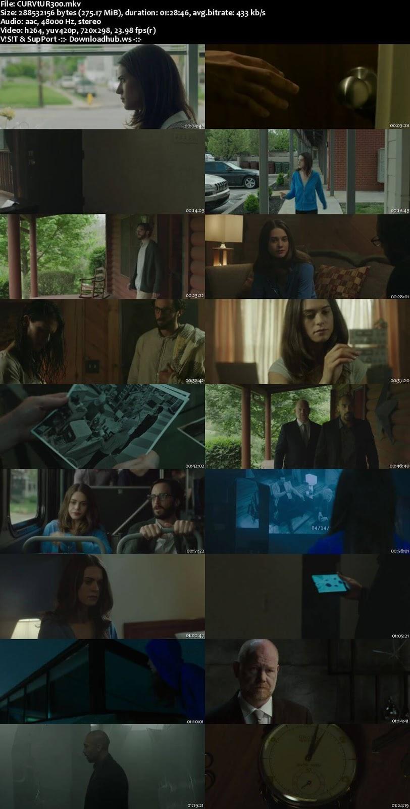 Curvature 2017 English 480p Web-DL