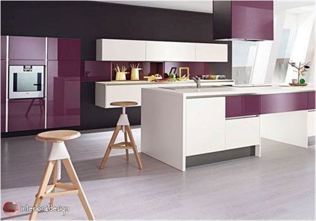 Colorful Kitchen Designs 6