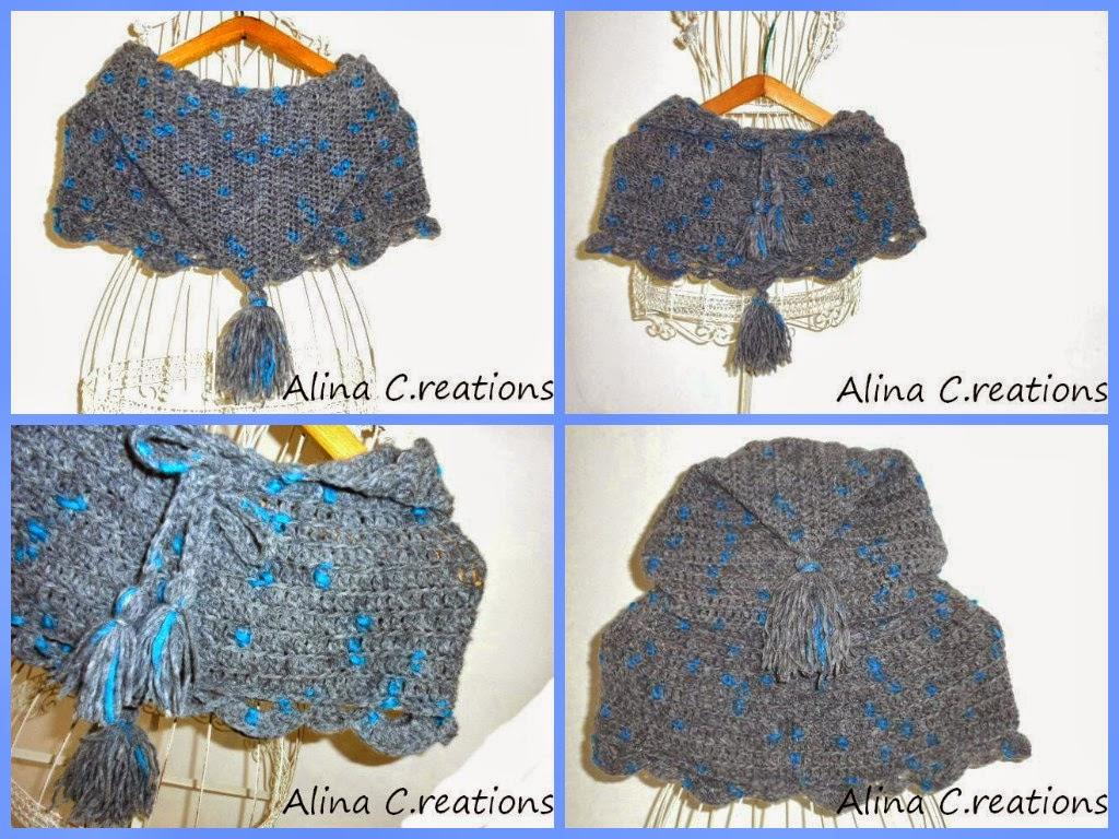 Lo Spazio Di Lilla Voglia Di Colore Coprispalle Crochet Con