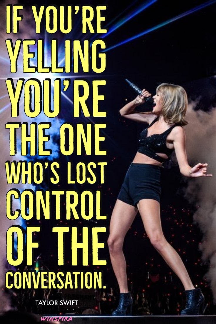 Bad Blood Quotes Taylor Swift 20 Popular Taylor Swift Quotes Winspira