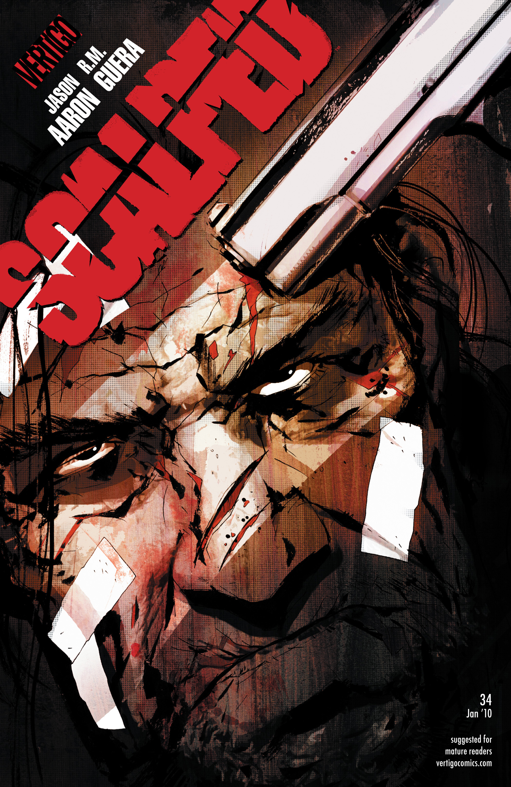 Scalped issue 34 - Page 1