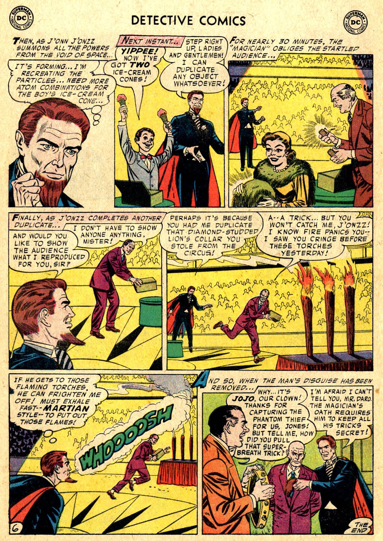 Read online Detective Comics (1937) comic -  Issue #235 - 32