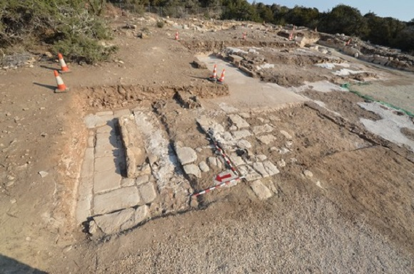 2018 excavations at Katalymata ton Plakoton on west coastline of Akrotiri Peninsula concluded