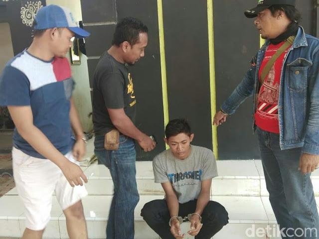 Kasihan, 2 Jam Usai Akad Nikah Pemuda Ini Dibawa ke Kantor Polisi