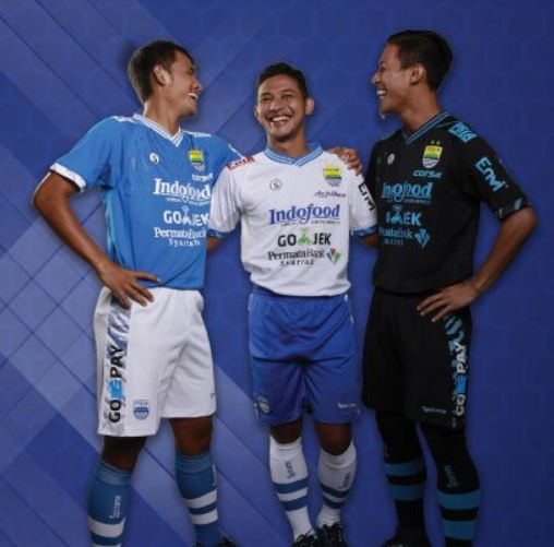 Jersey Baru Persib Bandung 2018