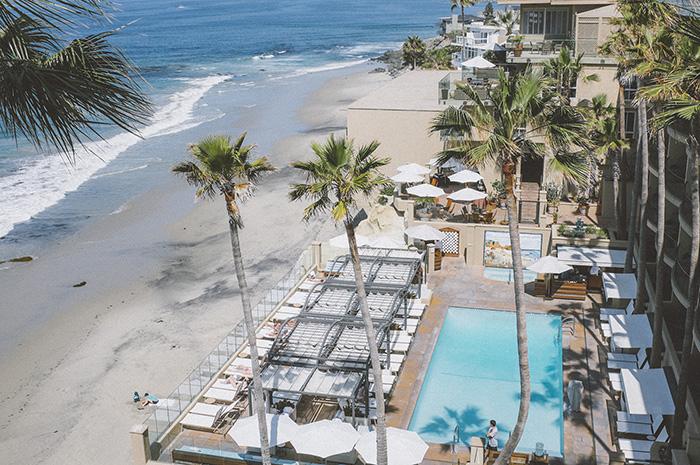 Sand And Surf Resort Laguna Beach The Best Beaches In World